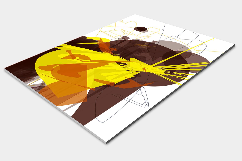 Forex printing material